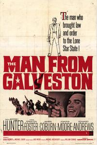 Man From Galveston - 11 x 17 Movie Poster - Style A