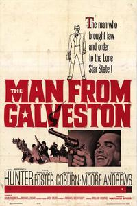Man From Galveston - 27 x 40 Movie Poster - Style A