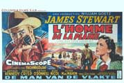 The Man from Laramie - 11 x 17 Movie Poster - Belgian Style A