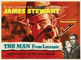 The Man from Laramie - 30 x 40 Movie Poster UK - Style A