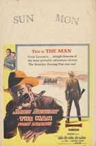 The Man from Laramie - 11 x 17 Movie Poster - Style C