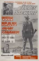 The Man from Laramie - 27 x 40 Movie Poster - Style F