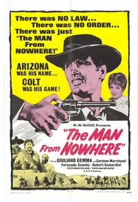 Man From Nowhere - 11 x 17 Movie Poster - Style A