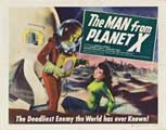 The Man from Planet X - 22 x 28 Movie Poster - Half Sheet Style A