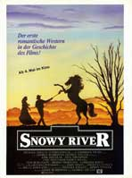 Man from Snowy River, The - 27 x 40 Movie Poster - German Style A