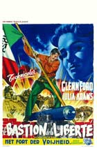 The Man from the Alamo - 11 x 17 Movie Poster - Belgian Style A