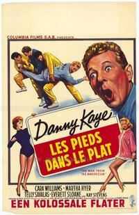 The Man From the Diners Club - 11 x 17 Movie Poster - Belgian Style A
