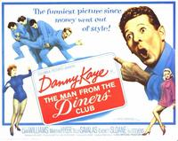 The Man From the Diners Club - 11 x 14 Movie Poster - Style A