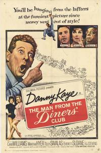 The Man From the Diners Club - 27 x 40 Movie Poster - Style A