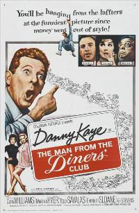The Man From the Diners Club - 43 x 62 Movie Poster - Bus Shelter Style A