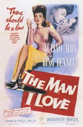 The Man I Love - 27 x 40 Movie Poster - Style A