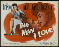The Man I Love - 11 x 14 Movie Poster - Style A