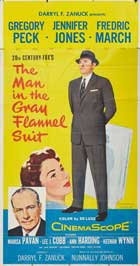 The Man in the Gray Flannel Suit - 20 x 40 Movie Poster - Style A
