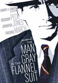 The Man in the Gray Flannel Suit - 27 x 40 Movie Poster - Style B
