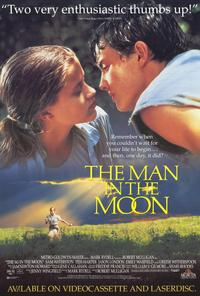 The Man in the Moon - 27 x 40 Movie Poster - Style B