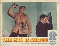 The Man is Armed - 11 x 14 Movie Poster - Style A