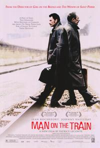 The Man on the Train - 11 x 17 Movie Poster - Style A