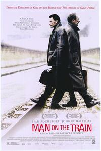 The Man on the Train - 43 x 62 Movie Poster - Bus Shelter Style A