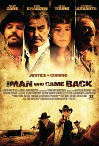 The Man Who Came Back - 11 x 17 Movie Poster - Style A