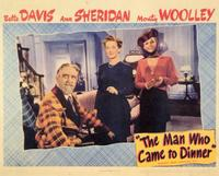 The Man Who Came to Dinner - 11 x 14 Movie Poster - Style A
