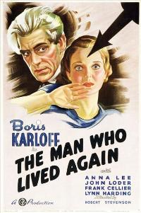 The Man Who Changed His Mind - 27 x 40 Movie Poster - Style A