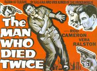 The Man Who Died Twice - 11 x 14 Movie Poster - Style A