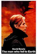 The Man Who Fell to Earth - 27 x 40 Movie Poster - Style A
