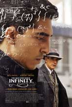 """The Man Who Knew Infinity"" Movie Poster"