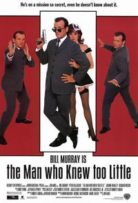 The Man Who Knew Too Little - 11 x 17 Movie Poster - Style A