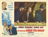 The Man Who Knew Too Much - 11 x 14 Movie Poster - Style C
