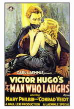 The Man Who Laughs - 27 x 40 Movie Poster - Style A