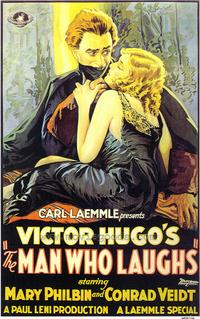 The Man Who Laughs - 43 x 62 Movie Poster - Bus Shelter Style A