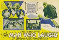 The Man Who Laughs - 11 x 14 Movie Poster - Style D