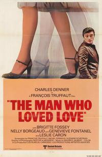 The Man Who Loved Women - 11 x 17 Movie Poster - Style B