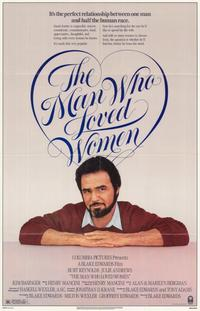 The Man Who Loved Women - 11 x 17 Movie Poster - Style A
