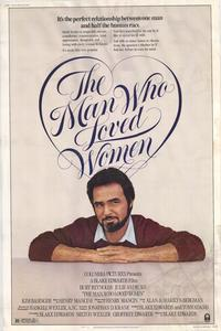 The Man Who Loved Women - 27 x 40 Movie Poster - Style A