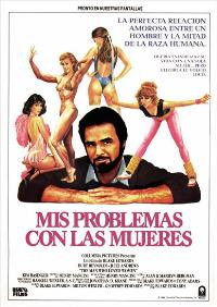 The Man Who Loved Women - 11 x 17 Movie Poster - Spanish Style B