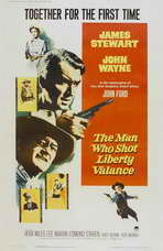 Man Who Shot Liberty Valance, The - 11 x 17 Movie Poster - Style D