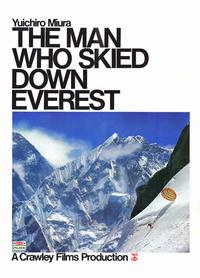 The Man Who Skied Down Everest - 11 x 17 Movie Poster - Style B