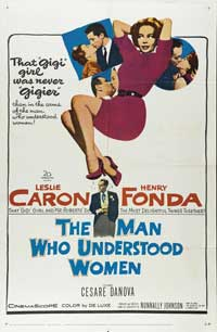 The Man Who Understood Women - 11 x 17 Movie Poster - Style A