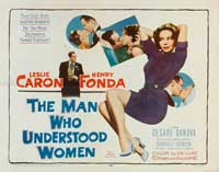 The Man Who Understood Women - 22 x 28 Movie Poster - Half Sheet Style A