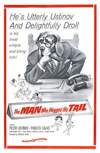 Man Who Wagged His Tail - 11 x 17 Movie Poster - Style A