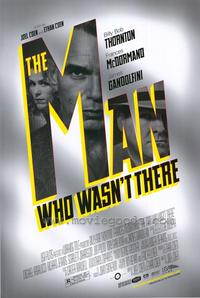 The Man Who Wasn't There - 27 x 40 Movie Poster - Style B