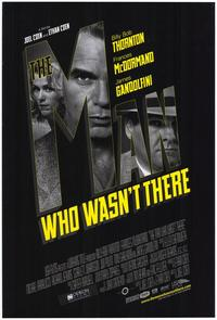 The Man Who Wasn't There - 43 x 62 Movie Poster - Bus Shelter Style A