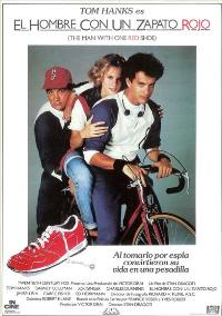 The Man with One Red Shoe - 27 x 40 Movie Poster - Spanish Style A
