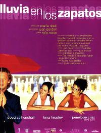 The Man with Rain in His Shoes - 11 x 17 Movie Poster - Spanish Style A