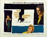 The Man with the Golden Arm - 30 x 40 Movie Poster UK - Style A