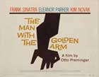 The Man with the Golden Arm - 11 x 14 Movie Poster - Style C