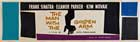 The Man with the Golden Arm - 20 x 60 - Door Movie Poster - Style A