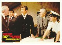 The Man with the Golden Gun - 11 x 14 Poster German Style N